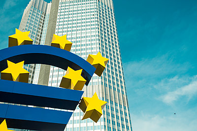 European Central Bank Frankfurt - p1332m1445698 by Tamboly