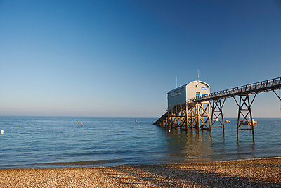Lifeboat station at Selsey - p429m896452f by Peter Muller