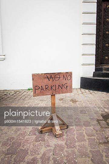 Parkverbot - p930m1541623 von Phillip Gätz