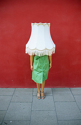 Lampshade - p0450730 by Jasmin Sander