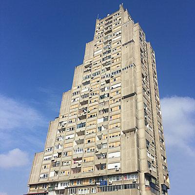 Osttor von Belgrad, Belgrad - p1401m2073228 von Jens Goldbeck