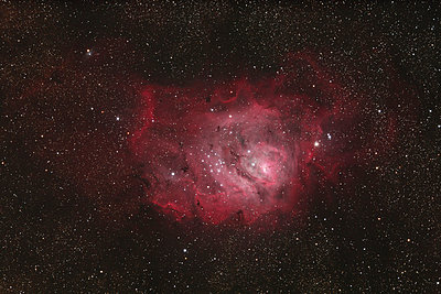 Laguna Nebula, emission nebula - p300m873487f by Martin Rietze