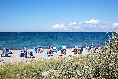 Strandtag an der Ostsee - p606m1481451 von Iris Friedrich
