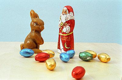 Ostern und Weihnachten zusammen - p0040845 von Torff