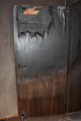 Wohnungsbrand - p060m1034673 von Dieter John