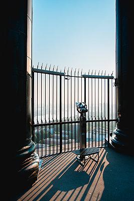 Aussichtsplattform im Turm des Michels, Hamburg I - p1493m1584674 von Alexander Mertsch