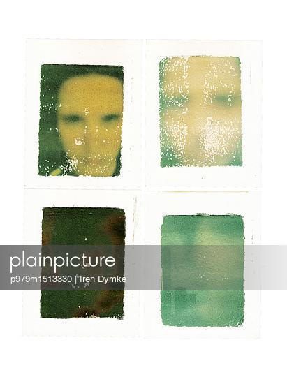 Vier Polaroids - p979m1513330 von Iren Dymke