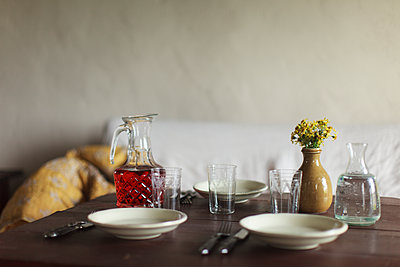 Table setting - p312m1522058 by Christina Strehlow