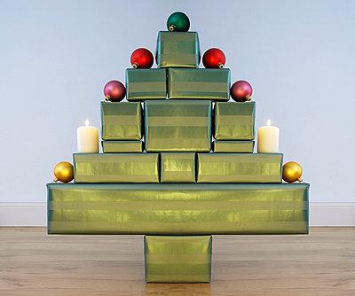 Weihnachtlich - p4640336 von Elektrons 08