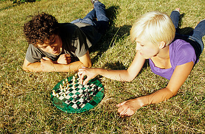 Chessman - p0451484 by Jasmin Sander