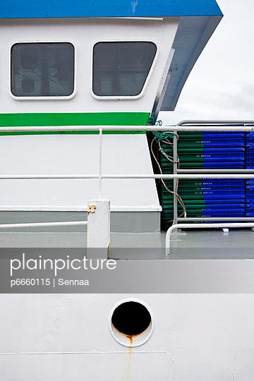 Fischkutter - p6660115 von Sennaa
