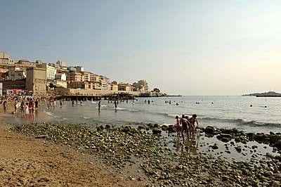 Ferien am Meer - p1468m1527673 von Philippe Leroux