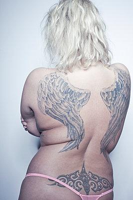 Tattoo - p9300162 by Phillip Gätz