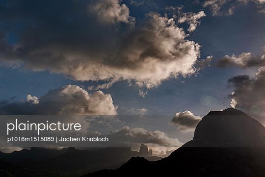 Wolkenformation - p1016m1515089 von Jochen Knobloch