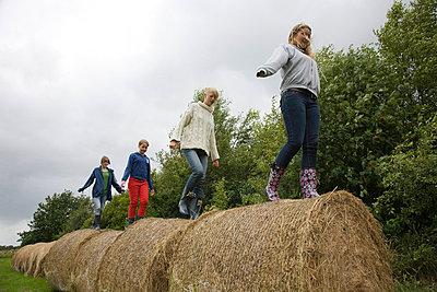 Spaß auf dem Lande - p3800095 von Katja Zimmermann