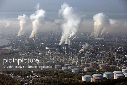 Raffinerie Wesseling - p1016m1590787 von Jochen Knobloch