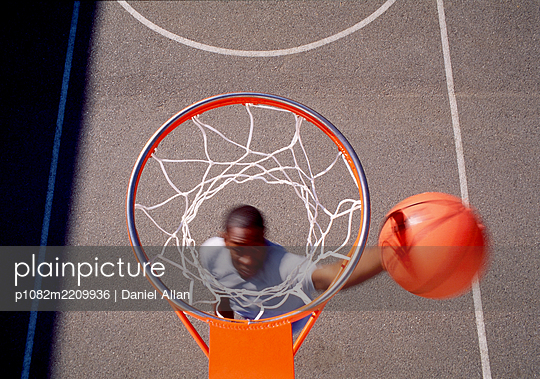 Ball and Hoop - p1082m2209936 by Daniel Allan