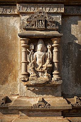 Maharaja Jaswant Singh II Skulptur - p1259m1111467 von J.-P. Westermann