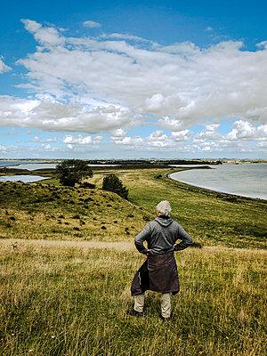 Enjoying the view of Helnaes - p382m2284018 by Anna Matzen