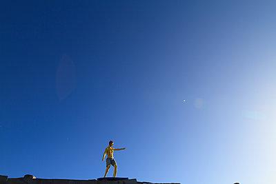 Surfer - p417m1119621 von Pat Meise