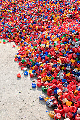 Bottle caps - p4510536 by Anja Weber-Decker