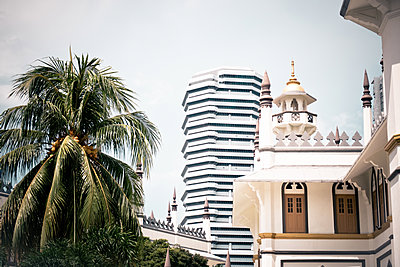 Mosque in Singapore - p795m1461516 by Janklein