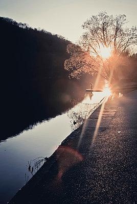 Sonnenuntergang - p916m945714 von the Glint