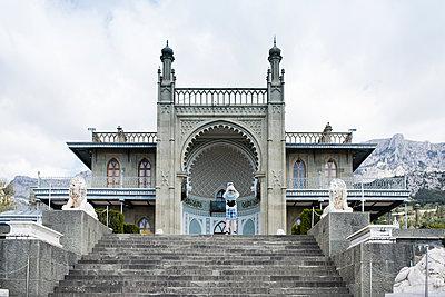 Woronzow Palast - p1046m1138241 von Moritz Küstner