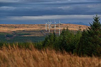 Windmill - p587m1104253 von Spitta + Hellwig