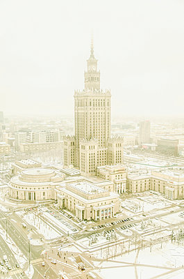 Palace of Culture and Science - p999m949625 by Monika Kluza