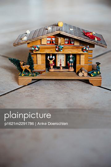 Weather house - p1621m2291786 by Anke Doerschlen