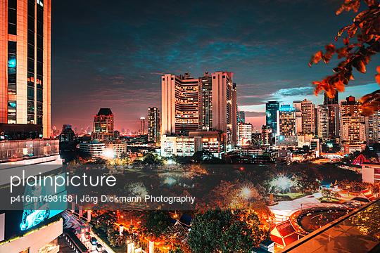 Bangkok - p416m1498158 von Jörg Dickmann Photography