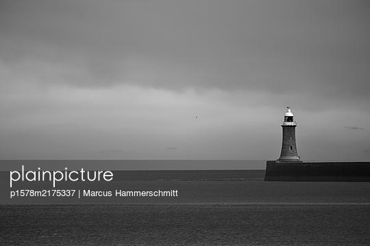 Leuchtturm - p1578m2175337 von Marcus Hammerschmitt