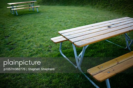 Rastplatz - p1057m982776 von Stephen Shepherd