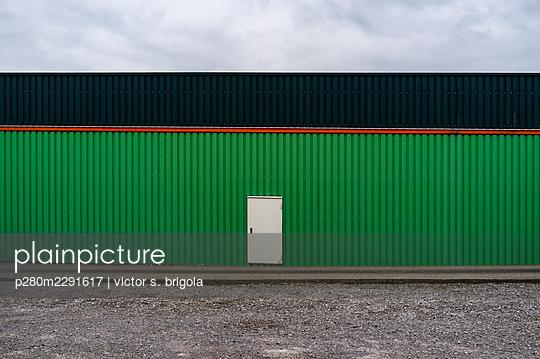Industrial Area - p280m2291617 by victor s. brigola