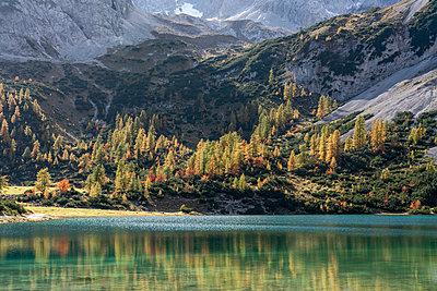 Seebensee, Mieminger Gebirge, Schweiz - p1437m2260685 von Achim Bunz