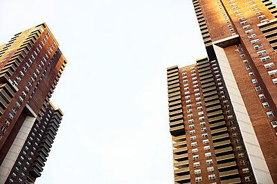 Apartment Buildings - p584m960442 by ballyscanlon