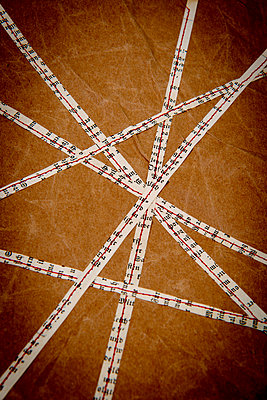 Sewed paper - p451m2272337 by Anja Weber-Decker