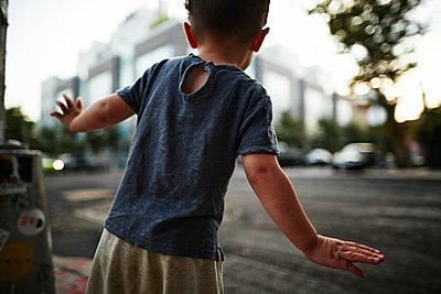 Urban child - p584m1004669 by ballyscanlon