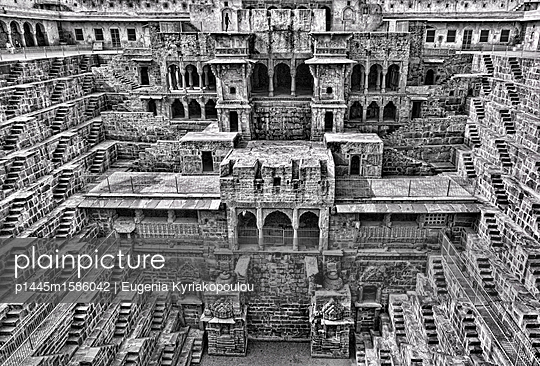 Step Well - p1445m1586042 by Eugenia Kyriakopoulou