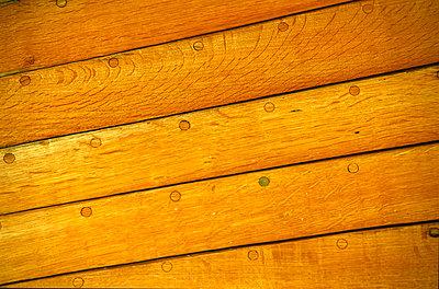 Wooden boat - p1003m759395 by Terje Rakke