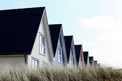 Holzhäuser auf Sylt - p1258m1124834 von Peter Hamel