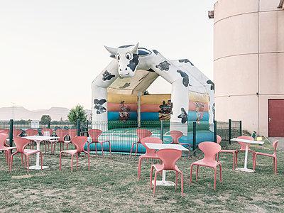 Spielplatz irgendwie - p1425m1487049 von JAKOB SCHNETZ
