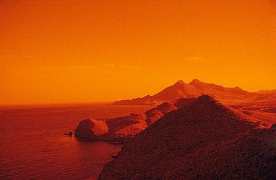 Andalusien; Cabo de Gata - p982m700918 von Thomas Herrmann