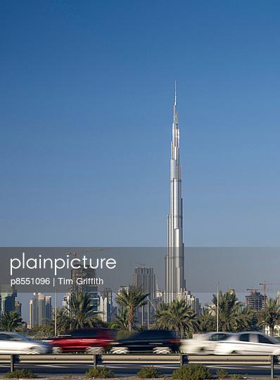 Burj Khalifa (Burj Dubai), Dubai, United Arab Emirates. - p8551096 by Tim Griffith