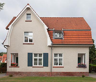 Haus in der Siedlung Teutoburgia VII - p105m882387 von André Schuster