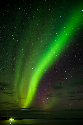 Northern lights  - p1241m1105114 by Topi Ylä-Mononen