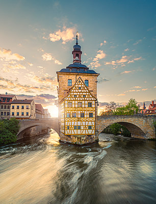 Town hall in Bamberg - p1275m2291194 by cgimanufaktur