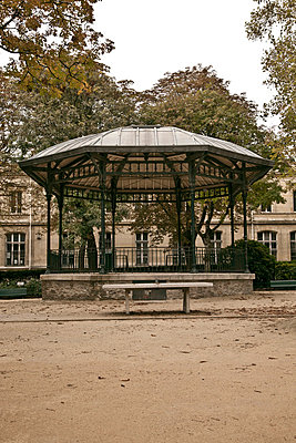 Gazebo - p445m729208 by Marie Docher