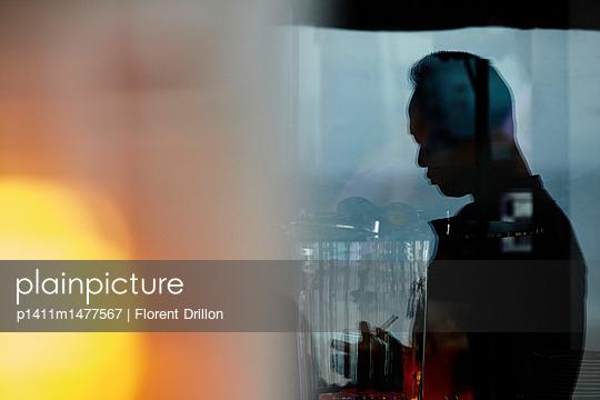 Alleine - p1411m1477567 von Florent Drillon